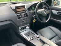 USED 2010 60 MERCEDES-BENZ C-CLASS 1.8 C250 CGI BLUEEFFICIENCY SPORT 4d AUTO 204 BHP