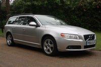 USED 2011 61 VOLVO V70 2.0 D3 SE 5d AUTO 161 BHP