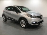 USED 2015 65 RENAULT CAPTUR 1.5 DYNAMIQUE SATNAV DCI 5d 90 BHP~1 PRIVATE OWNER~FREE RD TAX BAND