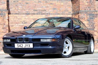 1998 BMW 8 SERIES 4.4 840Ci Sport 2dr £14977.00