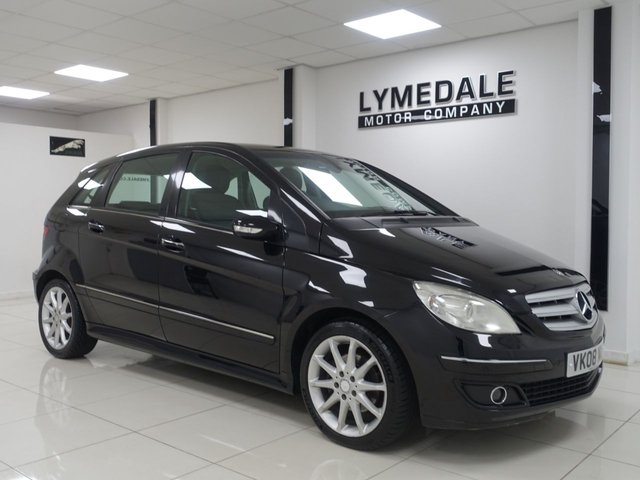 Used Mercedes Benz B Class Cars In Newcastle Under Lyme From