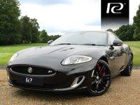 USED 2012 62 JAGUAR XK 5.0 R 2d AUTO 503 BHP