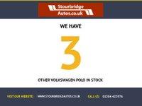 USED 2014 14 VOLKSWAGEN POLO 1.2 S 5d 60 BHP