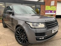 USED 2014 LAND ROVER RANGE ROVER VOGUE TDV8 A 4.4 SDV8
