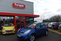 2009 NISSAN NOTE 1.6 ACENTA 5d 110 BHP £4995.00