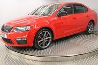 USED 2015 SKODA OCTAVIA 2.0 VRS TDI CR 5d 181 BHP