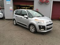 USED 2013 13 CITROEN C3 PICASSO 1.6 PICASSO VTR PLUS HDI 5d 91 BHP ONE OWNER, ONLY 26,000 MILES, AIR CONDITIONED