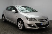 USED 2015 65 VAUXHALL ASTRA 1.4 SRI 5DR 98 BHP FULL SERVICE HISTORY FULL SERVICE HISTORY + BLUETOOTH + CRUISE CONTROL + MULTI FUNCTION WHEEL + RADIOCD/AUX/USB + ELECTRIC WINDOWS + ELECTRIC MIRRORS + 17 INCH ALLOY WHEELS