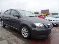 2006 TOYOTA AVENSIS 1.8 T3-S VVT-I LOW MILES 63K MINT CAR £1995.00