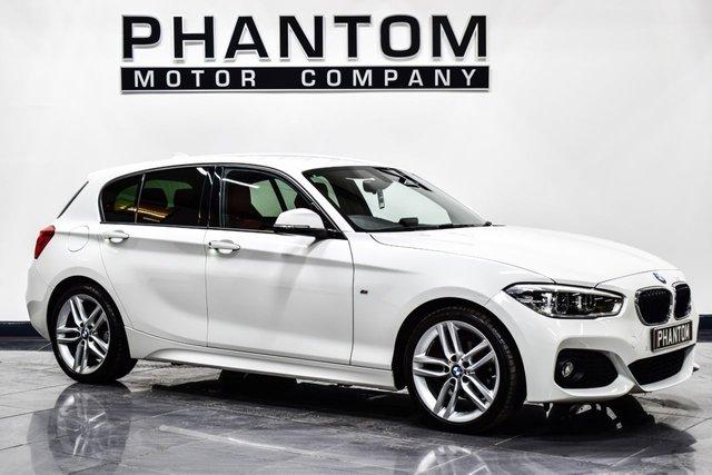 USED 2015 65 BMW 1 SERIES 1.5 116D M SPORT 5d 114 BHP