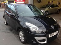 USED 2010 60 RENAULT SCENIC 1.9 DCI PRIVILEGE TOMTOM  Low Mileage.....Excellent History