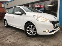 USED 2013 PEUGEOT 208 1.4 ACTIVE HDI 5d 68 BHP