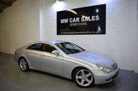 2006 MERCEDES-BENZ CLS CLASS 3.0 CLS320 CDI 4d AUTO 222 BHP £4491.00