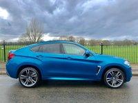 USED 2016 16 BMW X6 4.4 M 4d AUTO 568 BHP