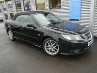 USED 2008 08 SAAB 9-3 1.9 VECTOR TID 2d AUTO 150 BHP