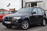 USED 2007 07 BMW X3 2.0 D SE 5d 148 BHP This Car Has Good Service History With Clutch And Dual Mass Replaced.New Service On Purchase.