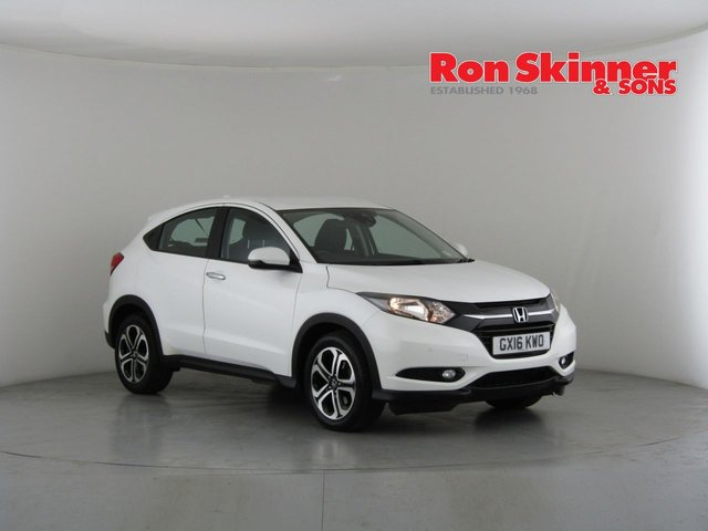 View our 2016 16 HONDA HR-V 1.6 I-DTEC SE 5d 118 BHP