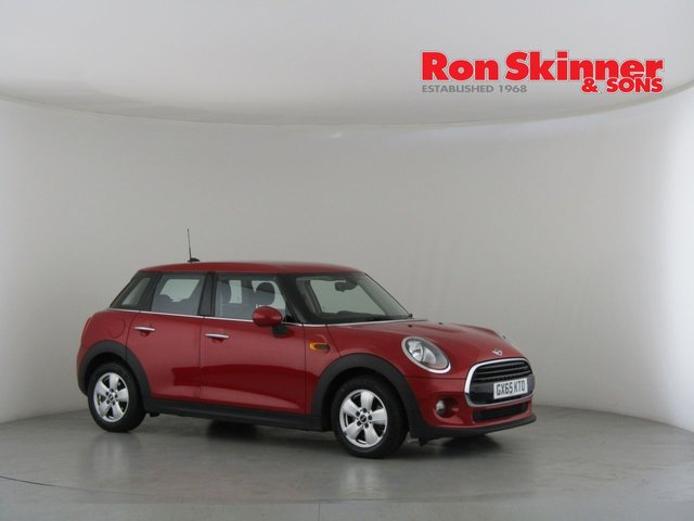 View our 2015 65 MINI HATCH COOPER 1.5 COOPER D 5d 114 BHP