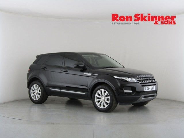 View our 2014 64 LAND ROVER RANGE ROVER EVOQUE 2.2 SD4 PURE 5d AUTO 190 BHP