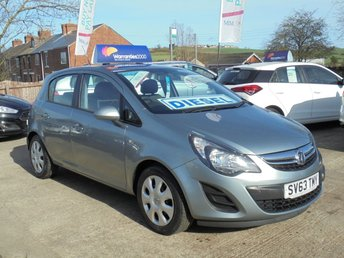 2014 VAUXHALL CORSA 1.2 DESIGN AC CDTI ECOFLEX S/S 5d 93 BHP *1 OWNER* £0 TAX* LOW INSURANCE* £SOLD
