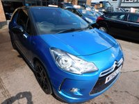 2013 CITROEN DS3 1.6 E-HDI DSTYLE PLUS 3d 90 BHP £4999.00