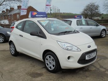 2012 FORD KA 1.2 STUDIO 3d 69 BHP *1 OWNER* £30 TAX* LOW INSURANCE* EXCELLENT VALUE* £3950.00