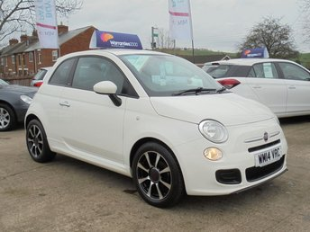 2014 FIAT 500 1.2 S SPORT 3d 69 BHP *£30 TAX* *STUNNING THROUGHOUT* £5450.00