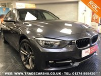 2012 BMW 316 316D SPORT 2.0 DIESEL 6 SPEED MAN 4 DR