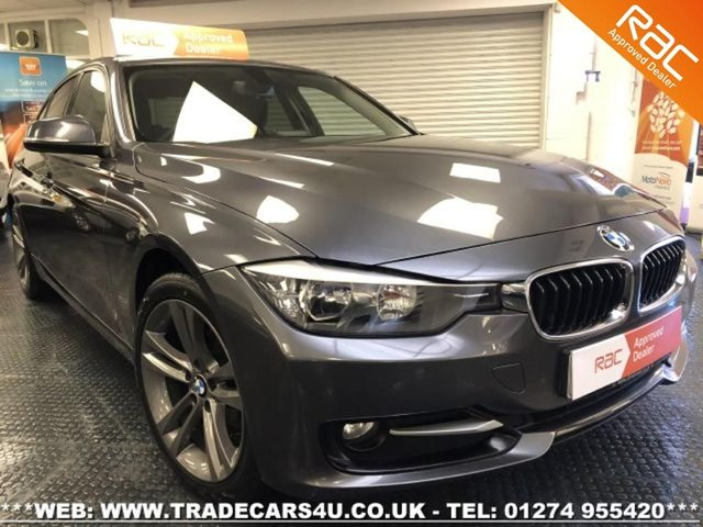 2012 62 BMW 316 316D SPORT 2.0 DIESEL 6 SPEED MAN 4 DR