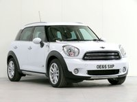 2015 MINI COUNTRYMAN 2.0 COOPER D ALL4 5d AUTO 110 BHP [CHILI PACK] [4WD] £13493.00