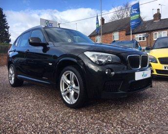 2011 BMW X1 2.0 XDRIVE20D M SPORT 5d 174 BHP £11995.00