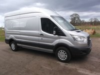 2015 FORD TRANSIT 2.2 350 TREND 5d 124 BHP L3 H3 125 Trend with Air Con £11999.00