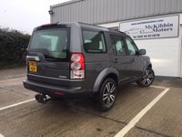 USED 2013 63 LAND ROVER DISCOVERY 3.0 SDV6 HSE LUXURY AUTO 255 BHP