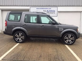 2013 LAND ROVER DISCOVERY 3.0 SDV6 HSE LUXURY AUTO 255 BHP £25450.00