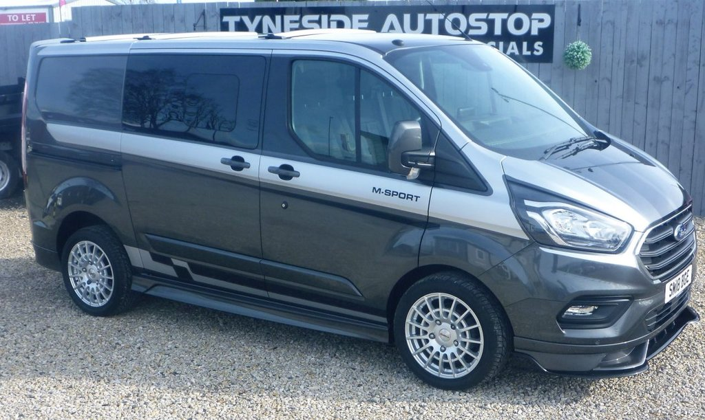 2018 Ford Transit Custom 300 Limited Dciv L1 H1
