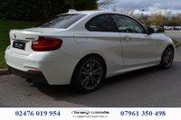 USED 2014 BMW 2 SERIES 3.0 M235I 2d AUTO 322 BHP ** PRO NAV, SUN ROOF, MEMORY SEATS **