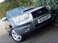 2006 SUBARU FORESTER 2.5 XTEN 5d 230 BHP £3699.00