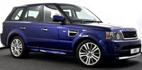 USED 2010 60 LAND ROVER RANGE ROVER SPORT 5.0 V8 Supercharged HSE 5dr Auto Autobiography Exterior Pack ++