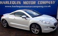 2013 PEUGEOT RCZ 2.0 HDI GT 2d 163 BHP £7999.00