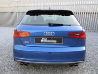 USED 2014 64 AUDI A3 2.0 S3 QUATTRO 3d AUTO 296 BHP A STUNNING S3 FINISHED IN SEAPANG BLUE WITH A FULL AUDI SERVICE HISTORY