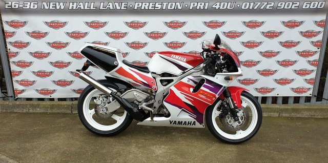 View our YAMAHA TZR