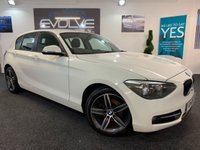 USED 2012 62 BMW 1 SERIES 2.0 116D SPORT 5d 114 BHP 1 PREVIOUS OWNER, RECENT MOT