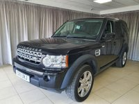 USED 2011 11 LAND ROVER DISCOVERY 3.0 4 SDV6 COMMERCIAL 1d AUTO 245 BHP
