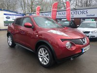 USED 2011 61 NISSAN JUKE 1.6 TEKNA DIG-T 5d 190 BHP 0%  FINANCE AVAILABLE ON THIS CAR PLEASE CALL 01204 393 181