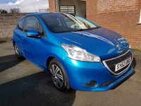 USED 2012 62 PEUGEOT 208 1.4 ACCESS PLUS HDI 3d 68 BHP