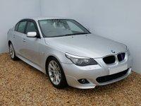 USED 2008 08 BMW 5 SERIES 2.0 520D M SPORT 4d 175 BHP