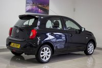 USED 2013 63 NISSAN MICRA 1.2 ACENTA 5d AUTO 80 BHP Just Been Serviced, USB & Bluetooth, AUX Socket & More