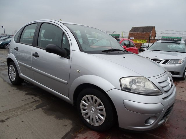 USED 2005 55 CITROEN C3 1.4 DESIRE HDI £30 ROAD TAX DRIVES WELL