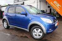 USED 2006 06 DAIHATSU TERIOS 1.5 SX 5d 104 BHP VIEW AND RESERVE ONLINE OR CALL 01527-853940 FOR MORE INFO.