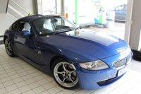 2007 BMW Z4 3.0 Z4 SI SPORT COUPE 2d 262 BHP £9000.00
